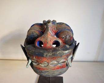 Ceremonial Mask   Bali