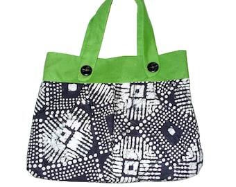 Erin's Batik Bag