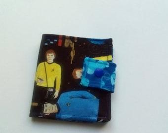Star Trek wallet