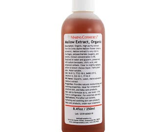 Mallow Extract, Organic