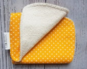 Baby Burp Cloth Newborn Gift New  Mum Gift Baby Girl Gift Baby Shower Gift Gender Neutral Baby Newborn baby gift Baby Polka Dots