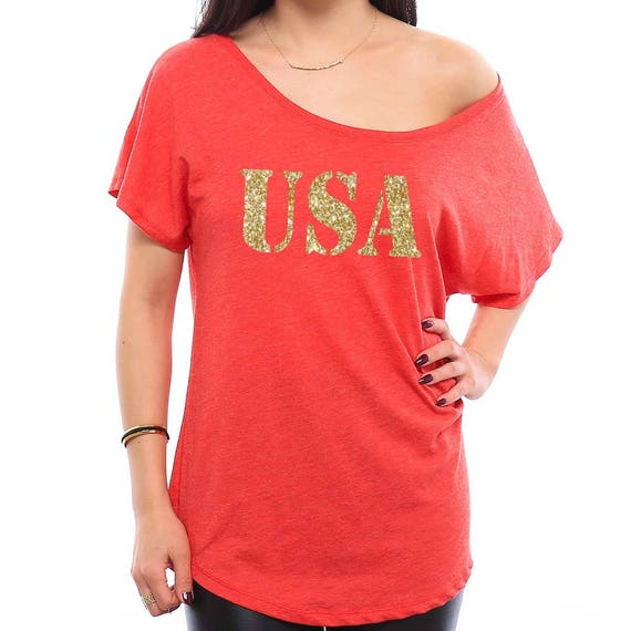 USA Shirt / 4th of July Shirt for Women / Forth of July Shirt / 4th of July Shirt / Independence Day Shirt / Country Concert Shirt / USA