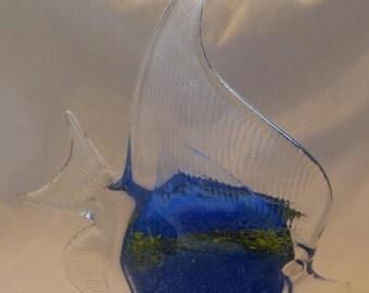 A Handblown Venetian Fish