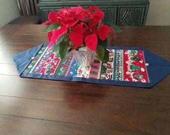 Holiday/Winter Table Runner