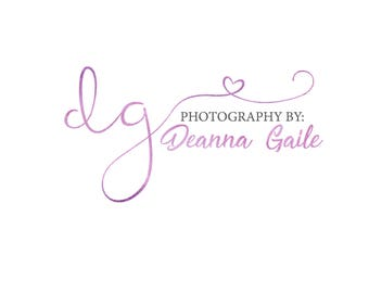 Premade Photography Logo/Watermark