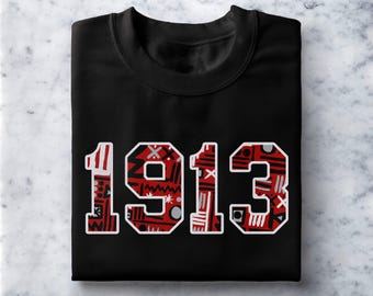 Limited Edition: Tribal 1913 Tee/Sweatshirt