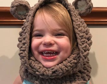 Beary Snood