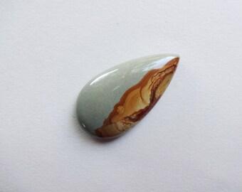 Noreena Jasper - teardrop cabochon 41x22 mm