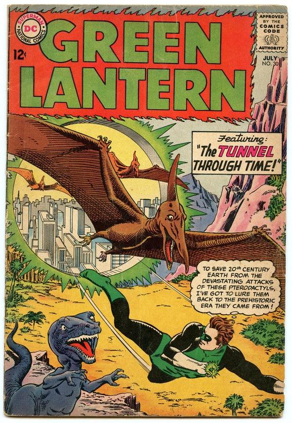 Green Lantern 30 Jul 1964 VG (4.0)