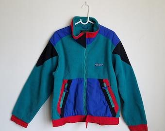 Vintage Eddie Bauer Fleece Jacket Sz. M