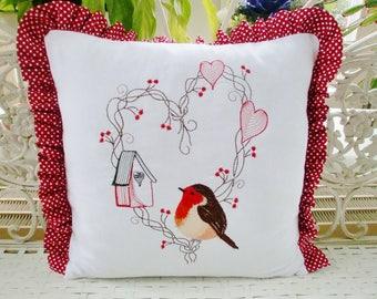 Pillowcase Robins