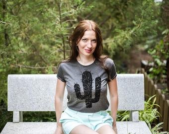 Cactus shirt / Cactus tshirt / Cactus shirts / Cactus t-shirt / Succulent shirt / Plant shirt / Cactus tshirts