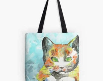 Sweet Rainbow Tote Bag