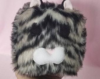 Tiger/Kitten Cube Plushie!