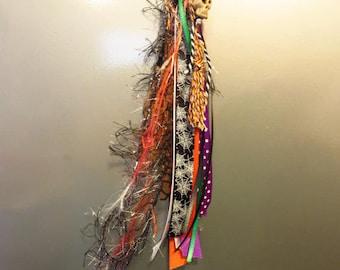 Halloween Ribbon Tassel