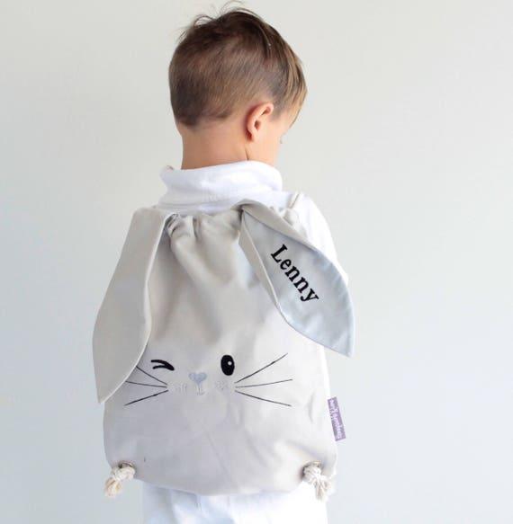 Bunny Bag Silver