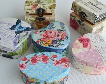 COLLECTION SMALL BOXES