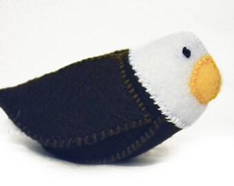 Bird Felt Plush