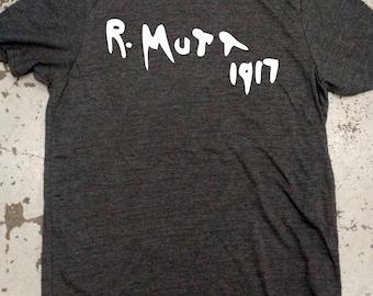 Marcel Duchamp (R Mutt 1917)