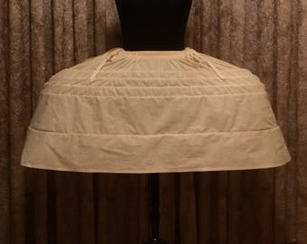 Marie Antoinette Style #2 Pannier Crinoline for 18th Century Rococo Gown Dress