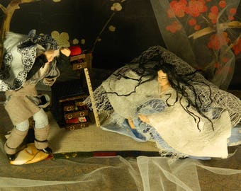 Yuki Onna, the Snow Woman yurei (6/8) : Betrayal