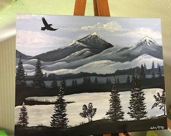 Brisk Mountain - Original