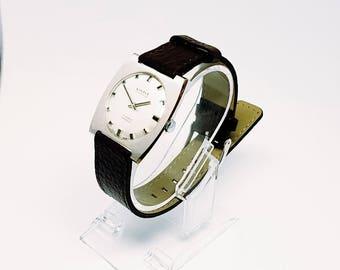 Limit Watch, Ladies Silver Watch, Swiss Watch for women, Ladies watch, Gift for women, Gift for her, Art Deco Watch, Antique Watch,