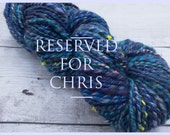 RESERVED LISTING for Chris