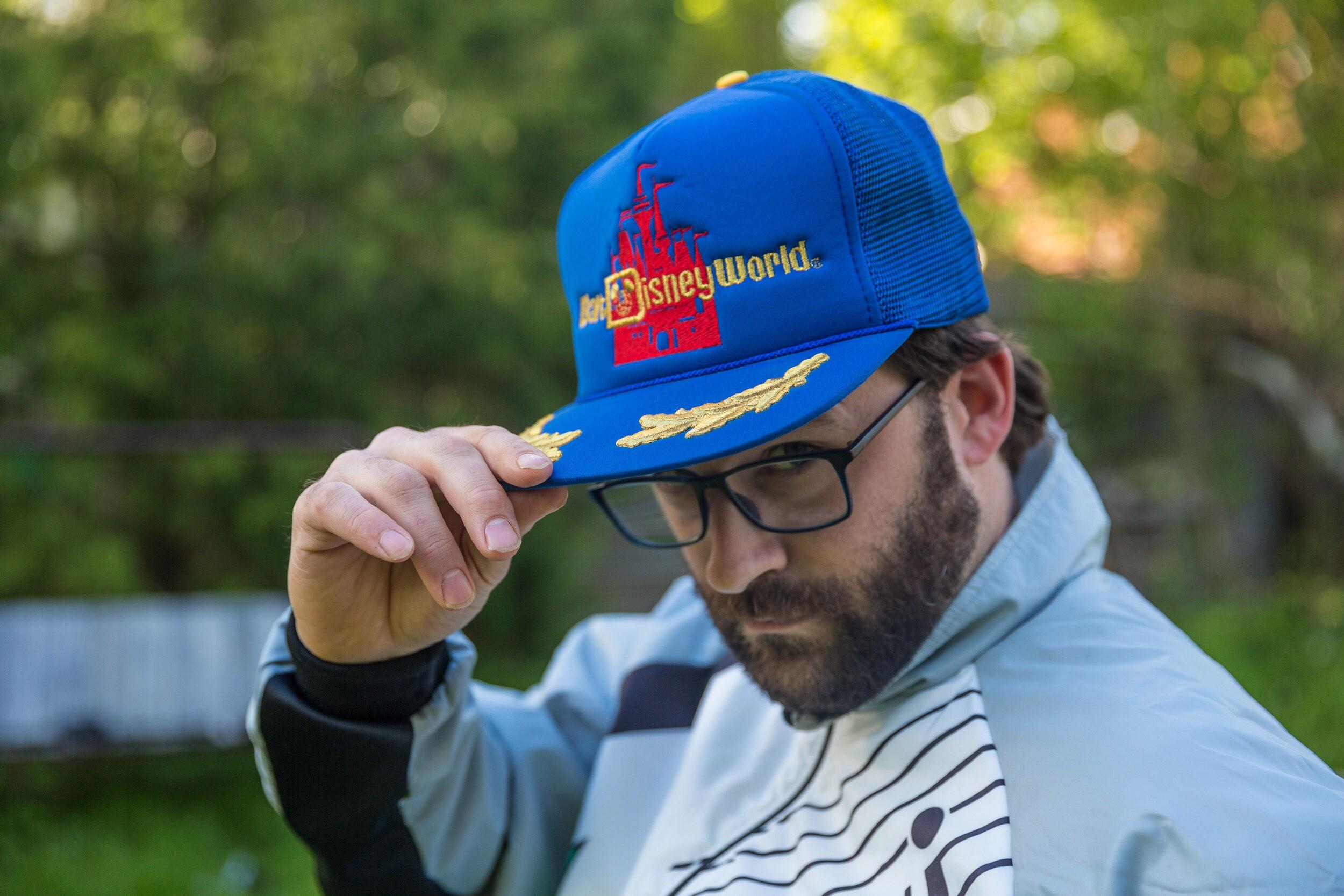 Walt Disney World Hat 80s Dad Hat, Vintage Disney, Disneyworld Clothing,  Disney World