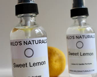 Sweet Lemon Perfume
