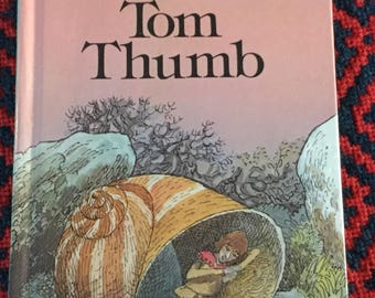 Vintage Ladybird Book-Tom Thumb
