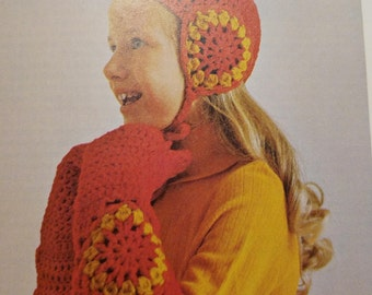 Better Homes and Gardens Gifts to Make Yourself ** vtg hardback craft book from 1972 ** proto-Etsy