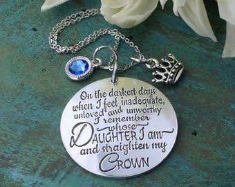 Daughter Of God Etsy