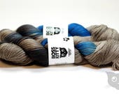 Castiel - Hand Dyed/Superwash Merino/Cat's Cradle Multi-Color