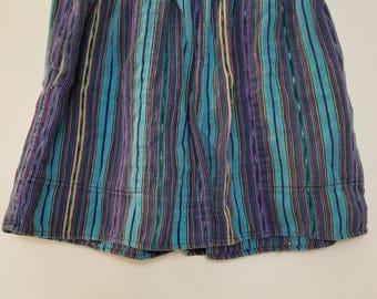 Vintage Baja Shorts // Vintage Athletic Shorts // Vintage High-Waist Shorts // High-Waist Shorts // 90's Vintage Shorts // Baja Strip