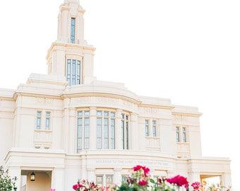 Payson Utah Temple 6