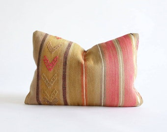 16x24 inch Kilim pillow cover