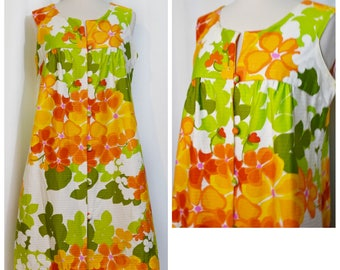 Malia Honolulu 60s Shift Dress
