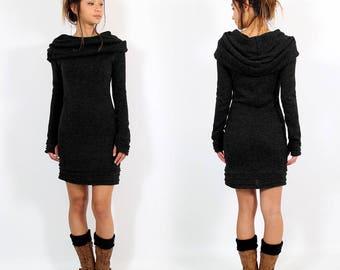 CHRYZALIDE PULLOVER DRESS