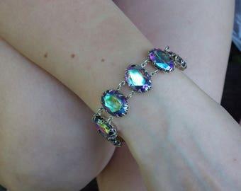 Sparkly Rhinestone Bracelet