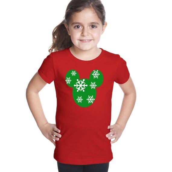 Items Similar To Girl 39 S Disney Shirt Mickey Mouse