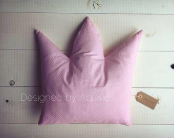 """Pillow """"Crown"""""""