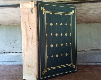 Gone With the Wind Vintage Book- Margaret Mitchell- 1964 International Collector's Library- Dark Blue/24k Gold Stamped Hardcover- Classics