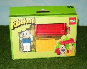 Lego 3792-Fabuland bedroom-unopened in mint-80s