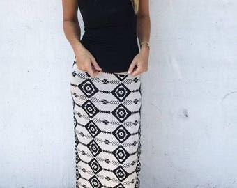 Almas Maxi Skirt