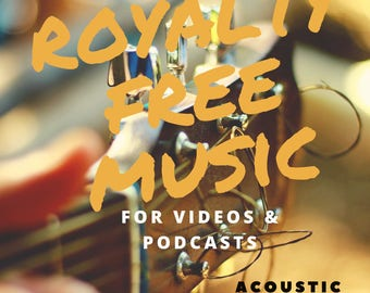 Royalty Free Stock Music - Acoustic Rock Vol.2