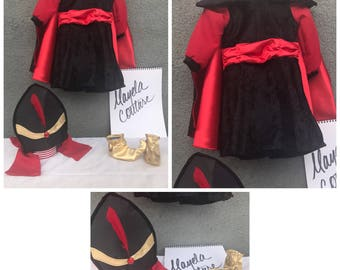 Child Jafar costume- Evils Collection