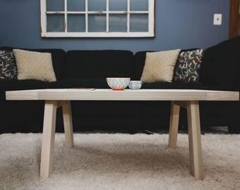 Poplar Coffee Table