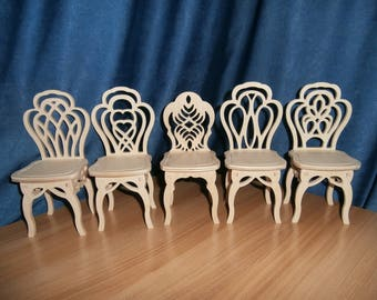Chair for dolls 537,538,532,536,535