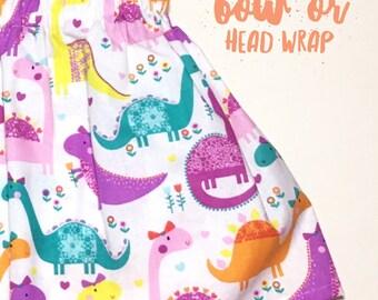 Dino Skirt- Ruffle Skirt; Baby Skirt; High Waist Skirt; Toddler Skirt; Baby Ruffle Skirt; High Waisted Toddler Skirt; Girls Skirt